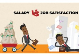 What is your salary? Are you happy with it?