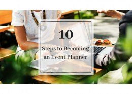 How do I start a wedding planner with little or no money?