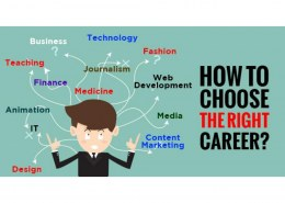 How to choose a career ?