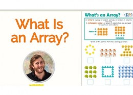 What are array?