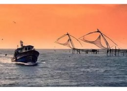 Which city is known as the 'Queen of the Arabian Sea'?