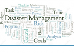 What is the importance of disaster management?