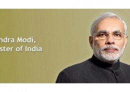 What is the full name of narendra modi ?