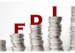 Which country is first in FDI in India?