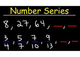 Look at this series: 2, 1, (1/2), (1/4), … What number should come next?