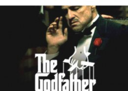 In the 1972 movie The Godfather who played the Godfather?