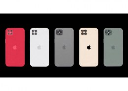 What colors are the Apple iPhone 12 going to be?