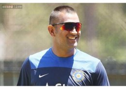 At what age Dhoni started playing cricket?