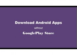 Can you download apps without Google Play?