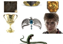 What's the connection between horcruxes?