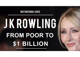 J.k Rowling was the author of_____________?