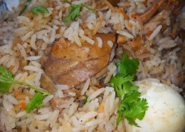 How to make chicken Hyderabadi biryani?