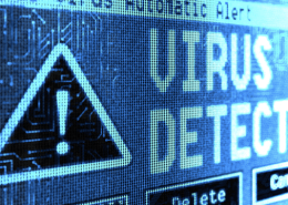 What was the name of the virus detected by ARPANET, the future of the internet in the early 1970s?