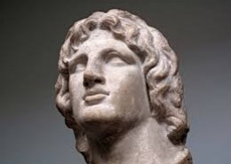 Who was a contemporary of Alexander the Great?