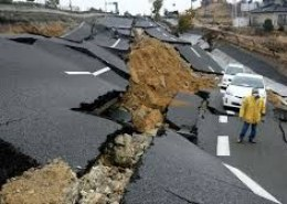 How much energy is released by an earthquake?