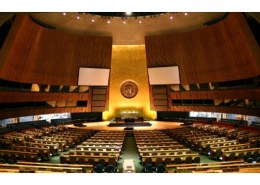 The General Assembly meets every year in regular sessions which begin on?