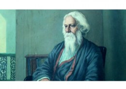 Rabindranath Tagore is also known as?