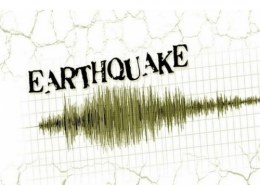 What was the intensity of Earthquake which hit Noida on june 3?