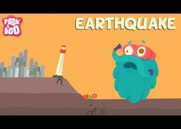 What is an earthquake for kids?