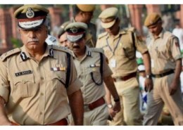 India's first-ever national police museum will establish in which city?