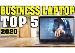 Which are the best Business Laptops of 2020?