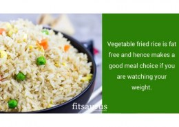Is fried rice bad for you?
