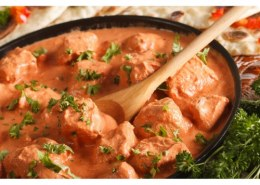 Is Butter chicken an authentic Indian dish?