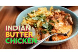 Is Butter chicken high in carbs?