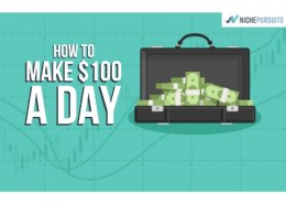 How can I make $100 a day?