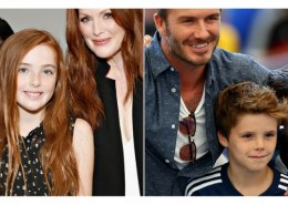 Do daughters inherit their father's looks?