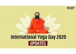Who proposed the idea of International Yoga Day?