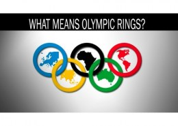 What do the Olympic rings mean?