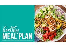 What is the healthiest meal plan?