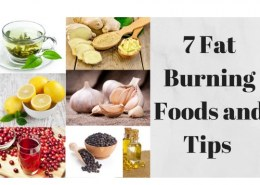 What burns fat naturally?