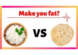 Does rice make you fat?