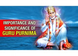 What does Guru Purnima represents?
