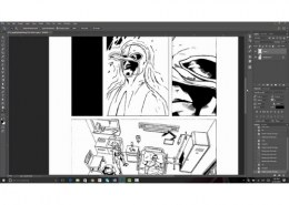 Is Photoshop good for comics?