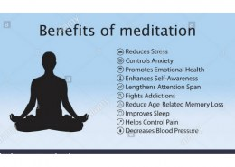 How meditation benefits our Mind and Body?