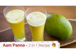 How to make Aam Panna? (the perfect summer drink)