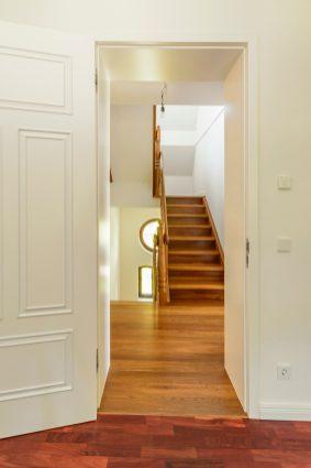 Treppenaufgang Eiche
