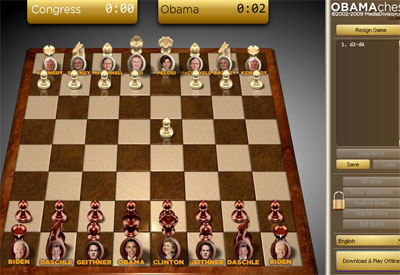 chess games   Play Free Games Online obama chess game flash free online