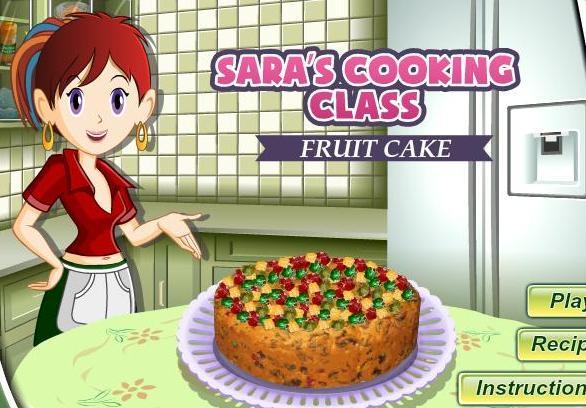 Cake Restaurant Games Online Free