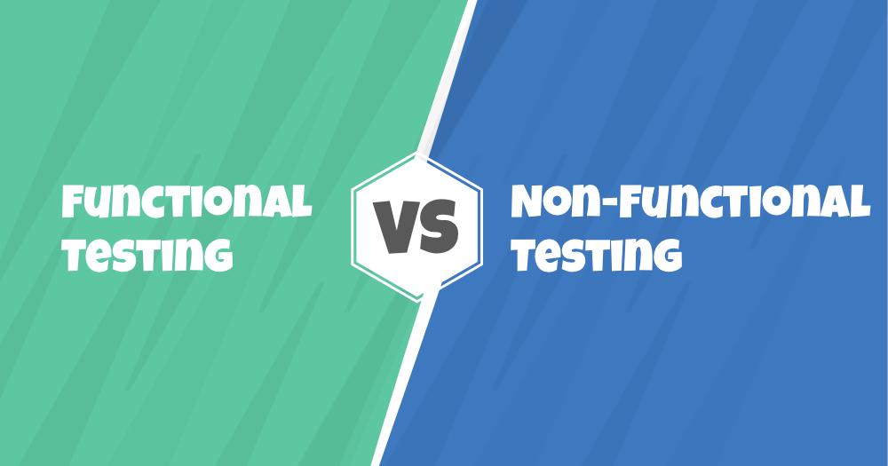 Non-Functional Testing