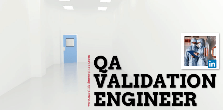 QA Validation Engineer