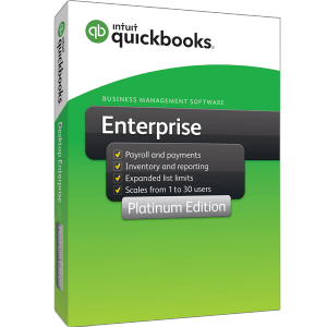 QuickBooks Desktop Enterprise box