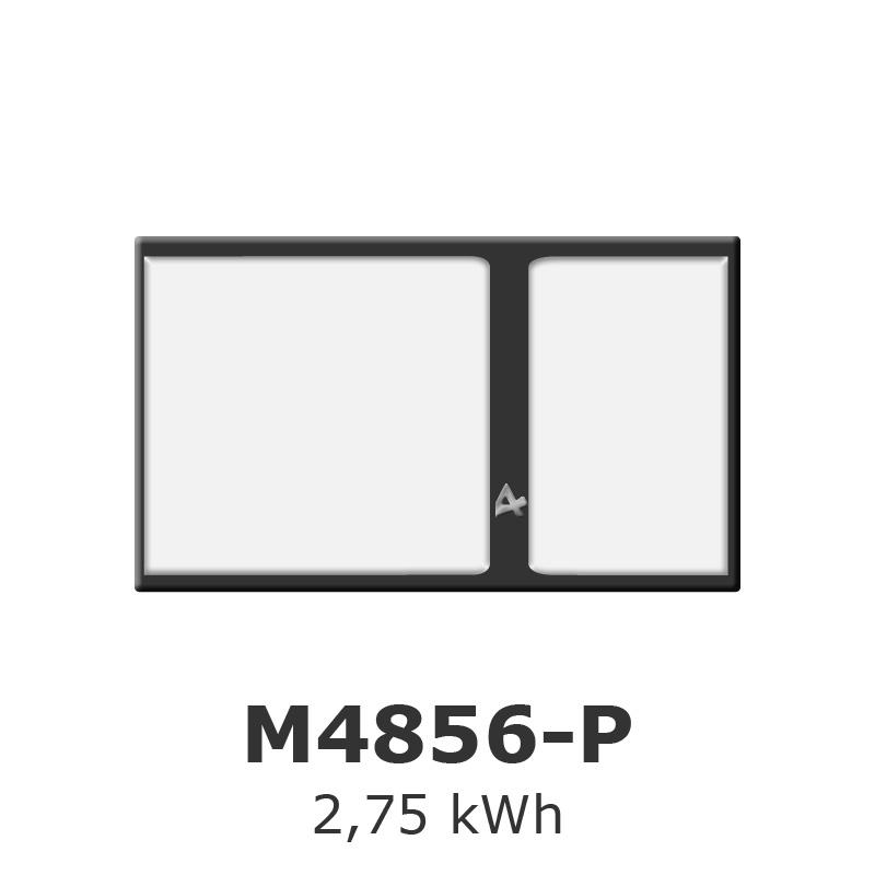 Alpha Batterie Stromspeicher Smile B3 M4856-P 2,75 kWh