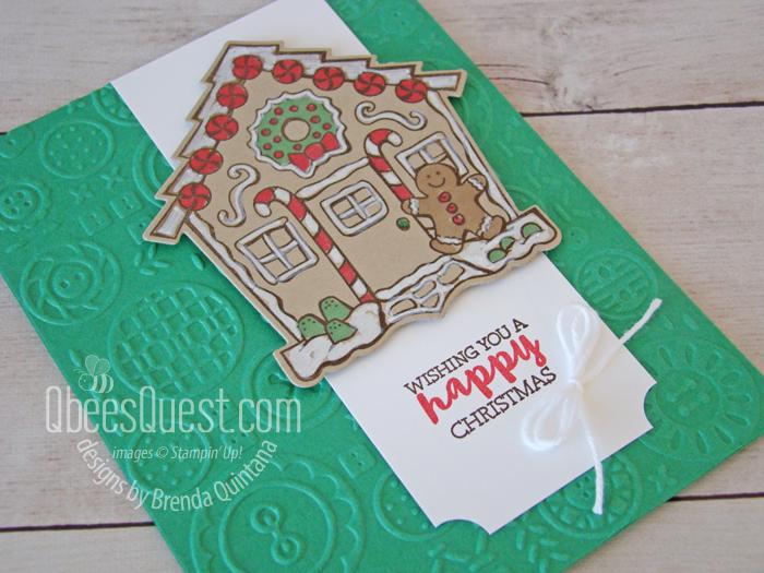 Yummy Christmas Card