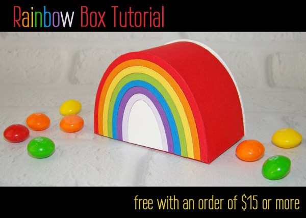 Rainbow Box Tutorial