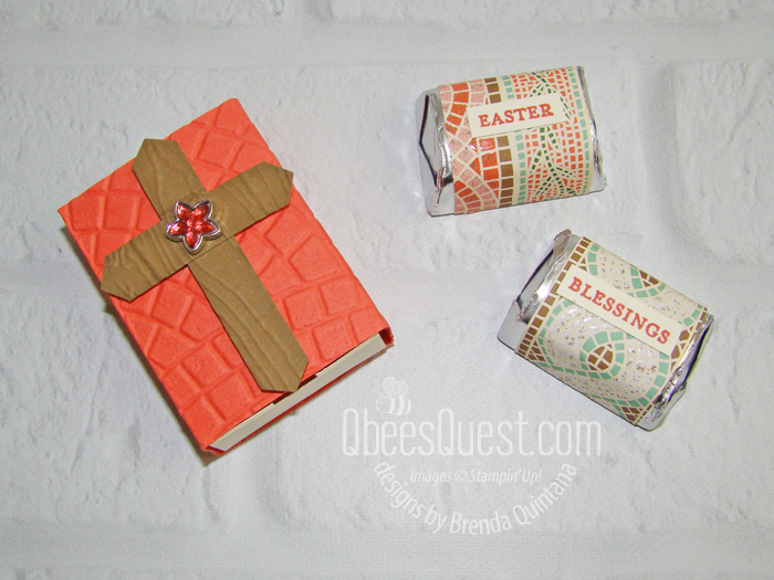 Hershey's Nugget Easter Cross Boxes