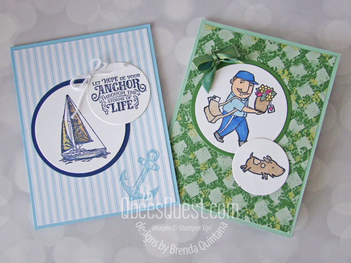 Nic & Brenda Quarantine Cards